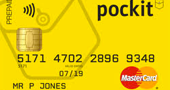 Pockit Card Logo